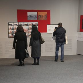 25-exhibition-view-of-the-thirty-years-of-body-art-performance-project-art-documents-in-china