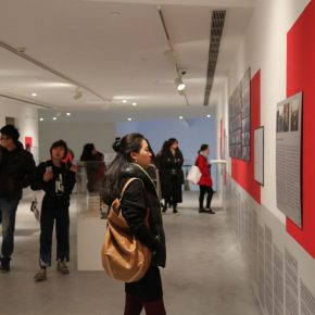 "27 Exhibition view of the ""Thirty Years of Body Art Performance Project Art Documents in China"" 290x290 - ""Thirty Years of Body Art Performance Project Art Documents from China"" opened at Beijing Minsheng Art Museum"