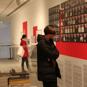 "28 Exhibition view of the ""Thirty Years of Body Art Performance Project Art Documents in China"" 290x290 - ""Thirty Years of Body Art Performance Project Art Documents from China"" opened at Beijing Minsheng Art Museum"