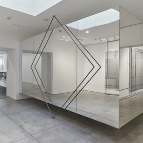 Installation View 02 of LIU WEI Solo Exhibition at Lehmann Maupin 290x290 - Lehmann Maupin showcases the exhibition of new work by Liu Wei in New York