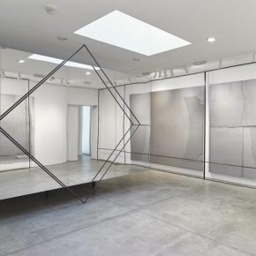 Installation View 04 of LIU WEI Solo Exhibition at Lehmann Maupin 290x290 - Lehmann Maupin showcases the exhibition of new work by Liu Wei in New York