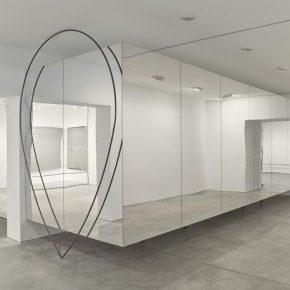 LIU WEI Center of the Earth 2016 site specific installation plexiglas and MDF 243.84x1418x599cm Courtesy of the artist and Lehmann Maupin 290x290 - Lehmann Maupin showcases the exhibition of new work by Liu Wei in New York
