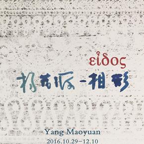 "Yang Maoyuan's Exhibition ""Eidos"" remains on view through December 20 at Platform China"