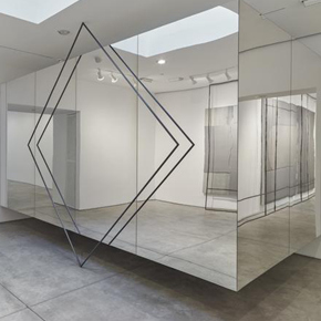 Lehmann Maupin showcases the exhibition of new work by Liu Wei in New York