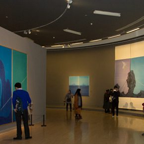 """Hue Art in the Contemporary Era"" Opened: To Explore the Multiple Dimensions of Chinese Painting"