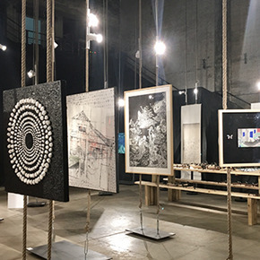 Continuing to Move Forward and Keeping the Original Aspiration: the Fifth Exhibition of Graduate Students from CAFA opened