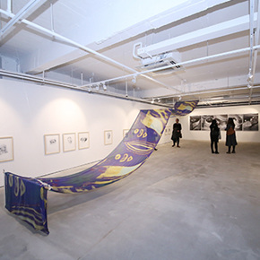 """Feminine Power: New Perspective"" Opened at Daqian Contemporary Art Center"