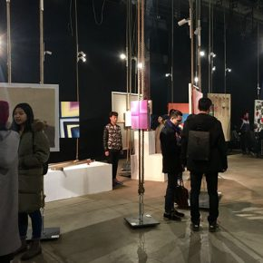 06 Installation view of the exhibition 290x290 - Continuing to Move Forward and Keeping the Original Aspiration: the Fifth Exhibition of Graduate Students from CAFA opened
