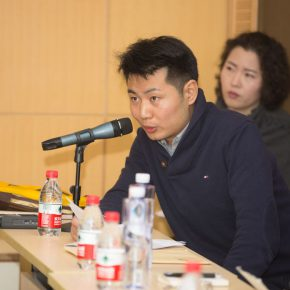 """07 Translator Dr. Shao Xuecheng from Central Academy of Fine Arts 290x290 - Creating New Opportunities of Mutual Cultural Learning and Communication – """"New Knowledge of Buddhist Art in Central Asia"""""""