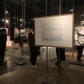 08 Installation view of the exhibition 1 290x290 - Continuing to Move Forward and Keeping the Original Aspiration: the Fifth Exhibition of Graduate Students from CAFA opened