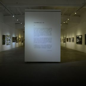 "13 Installation view of the exhibition 290x290 - Inheritance in Context & Inheritance of School – ""Beijing Academy of China Xieyi Oil Painting"" was established"
