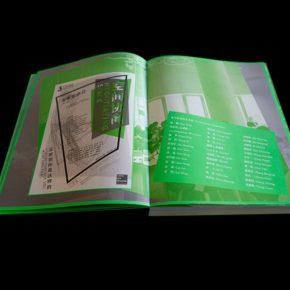 "18 Book design of The CAFAM Biennial ""Negotiating Space"" inside pages  290x290 - CAFAM Biennial: ""Negotiating"" Design of ""Negotiating Space"""