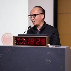 01 Prof. Zheng Yan, Deputy Dean of School of Humanities, Central Academy of Fine Arts