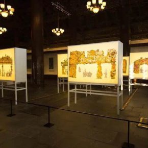 "Restoring Craftsmanship and the Beauty of Crafts: ""Echo of Civilization: Part II Chinese Craftsmen"" Opened at the Ancestral Temple"
