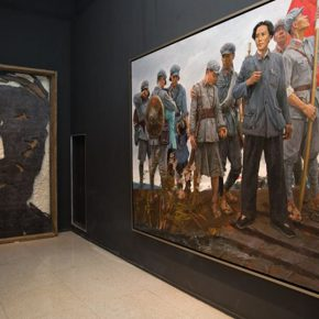 """07 Exhibition view of the """"Long March of Art"""" 290x290 - Long March of Art: Contemporary Multiple Artistic Context, What is the Thematic Creation?"""
