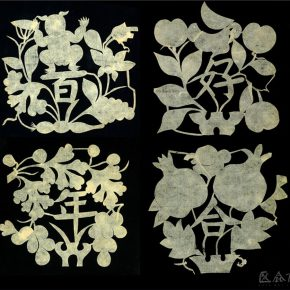 07 Paper-cut from Shanxi
