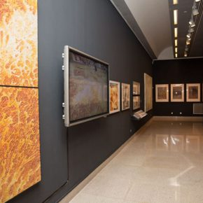 """12 Exhibition view of the """"Long March of Art"""" 290x290 - Long March of Art: Contemporary Multiple Artistic Context, What is the Thematic Creation?"""