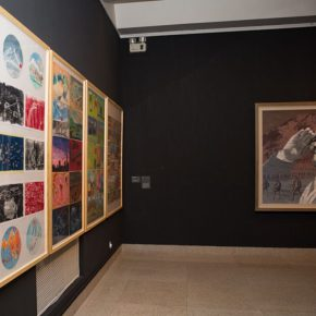 """13 Exhibition view of the """"Long March of Art"""" 290x290 - Long March of Art: Contemporary Multiple Artistic Context, What is the Thematic Creation?"""
