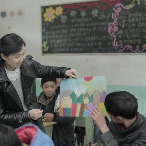 20 Institute of Arts Administration and Education CAFA brought Children's education to the road of the Long March of Art 290x290 - Long March of Art: Contemporary Multiple Artistic Context, What is the Thematic Creation?