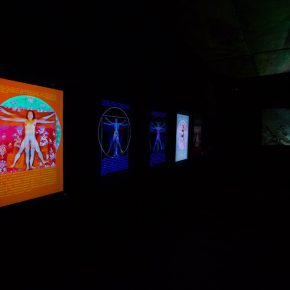 """25 Exhibition View of""""Reciprocal Enlightenment"""""""