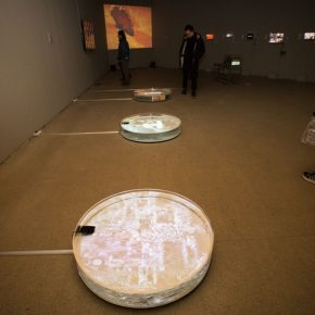 "29 Exhibition View of""Reciprocal Enlightenment"""