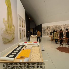 """34 Exhibition View of""""Reciprocal Enlightenment"""""""