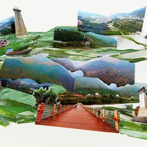 35 Subject Layout of the Long March – Crossing the Chishui River Four Times photography 136 x 60 cm 290x290 - Long March of Art: Contemporary Multiple Artistic Context, What is the Thematic Creation?