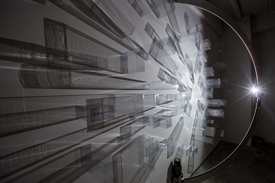 Wu Chi-Tsung, Crystal City 007, Installation, Dimensions Variable, 2015