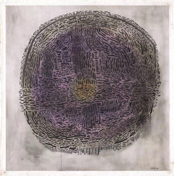 "Yu Youhan, The ""Circle"" Series 02"