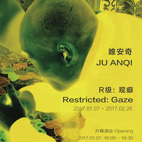 "de Sarthe Gallery announces the opening of ""Ju Anqi – Restricted: Gaze"" on January 7"