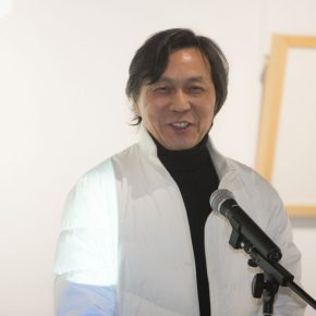 03 Wang Qijun, a professor of CAFA, Director of Watercolor Art Committee at China Artists Association