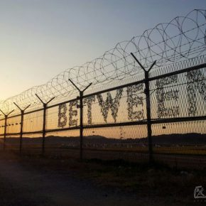 11 The Line project 290x290 - Miri Park: Building a 250-km Barbed Wire Art Wall between South Korea and North Korea