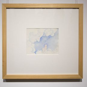 """12 Exhibition view of """"Mentality"""" 290x290 - In the Name of """"Mentality"""": """"Wang Shaojun 2016 Watercolor Art Exhibition"""" Opened at the Words of Wisdom Art Space"""