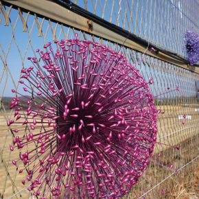 20 The Line project 290x290 - Miri Park: Building a 250-km Barbed Wire Art Wall between South Korea and North Korea