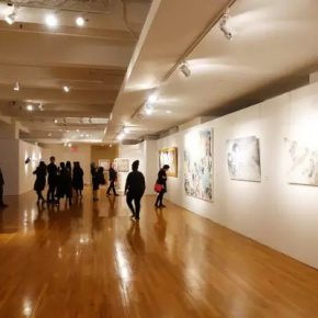 28 Installation view of the exhibition