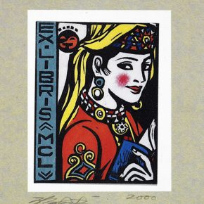 44 Tan Quanshu Ex Libris 290x290 - Tan Quanshu