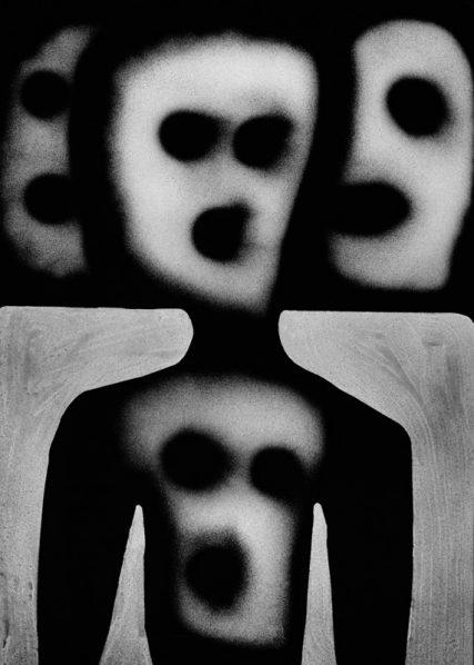 Roger Ballen, Voices, 2012