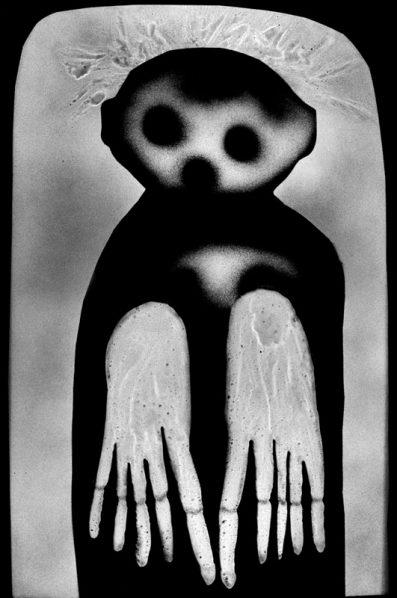 Roger Ballen, Waif, 54x36cm, 2012