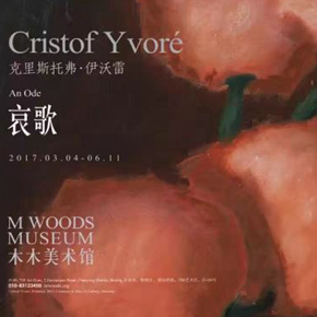 M WOODS announces the first ever museum exhibition of Cristof Yvoré's work in Asia