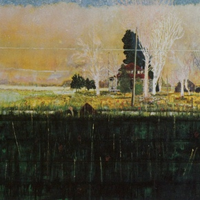 "Faurschou Foundation Beijing announces ""Peter Doig 