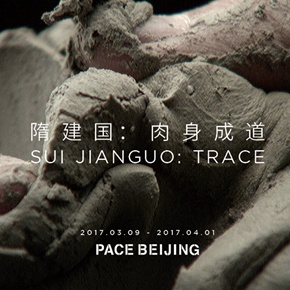 "Sui Jianguo's Newest Solo Exhibition ""Trace"" Opening March 9 at Pace Beijing"