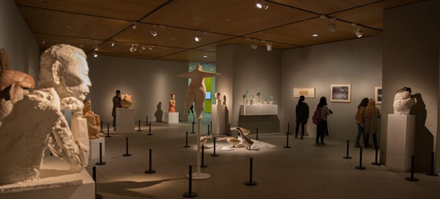 """""""From the Beginning"""":  Teaching Exhibition from the First Studio at the Department of Sculpture, CAFA opened"""