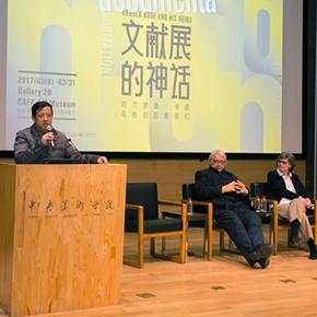 documenta – die Weltausstellung zeitgenössischer Kunst