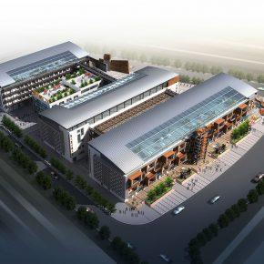 02 Fan Ershuo, Orangery Creative Square Reforming Project in Fuzhou