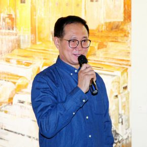 02 Sun Zhizhong, Director of the Rightview Art Museum