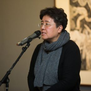 04 An Yuanyuan, Deputy Director of National Art Museum of China