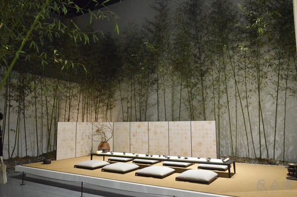 04 Exhibition View of Arcadia Revisited Liang Quan and the Eight Views of Xiao and Xiang Rivers