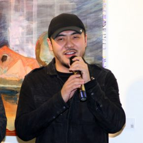 04 Jiang Dafang Initiator of Ivy Art 290x290 - Focusing on the Growth Path of the Post-80s Young Artists, Elite Young Artists Program 2017 Started Again