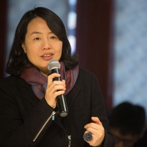 07 Yue Jieqiong, Executive Director of Ancestral Temple Art Gallery