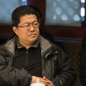 08 Li Peng, Executive Director of Ancestral Temple Art Gallery